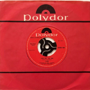 "Slade ‎- Look Wot You Dun (7"") (VG-/G++)"